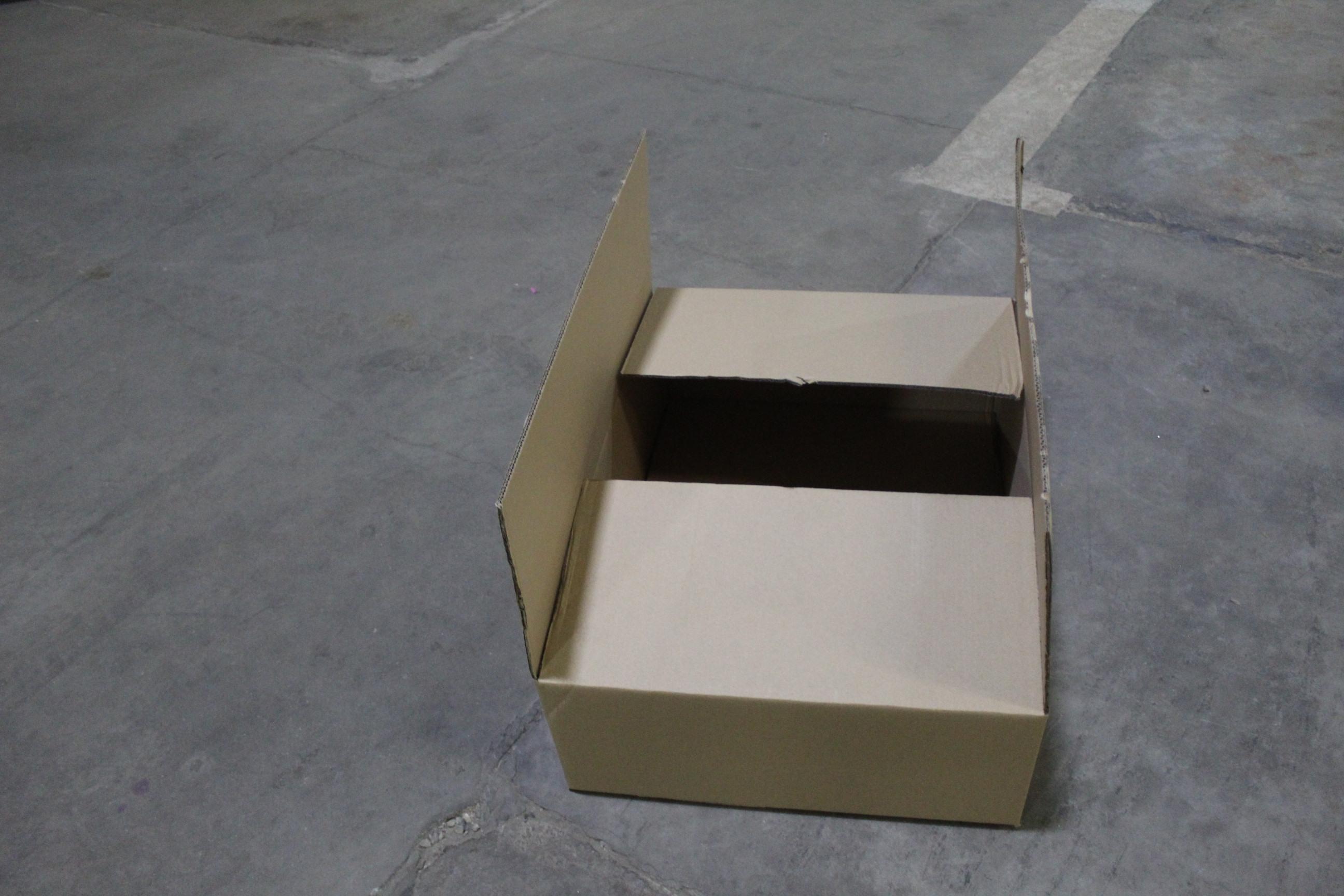 Lots de cartons